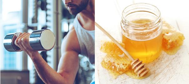 Apenas como mel afeta a nossa saúde e bem-estar?