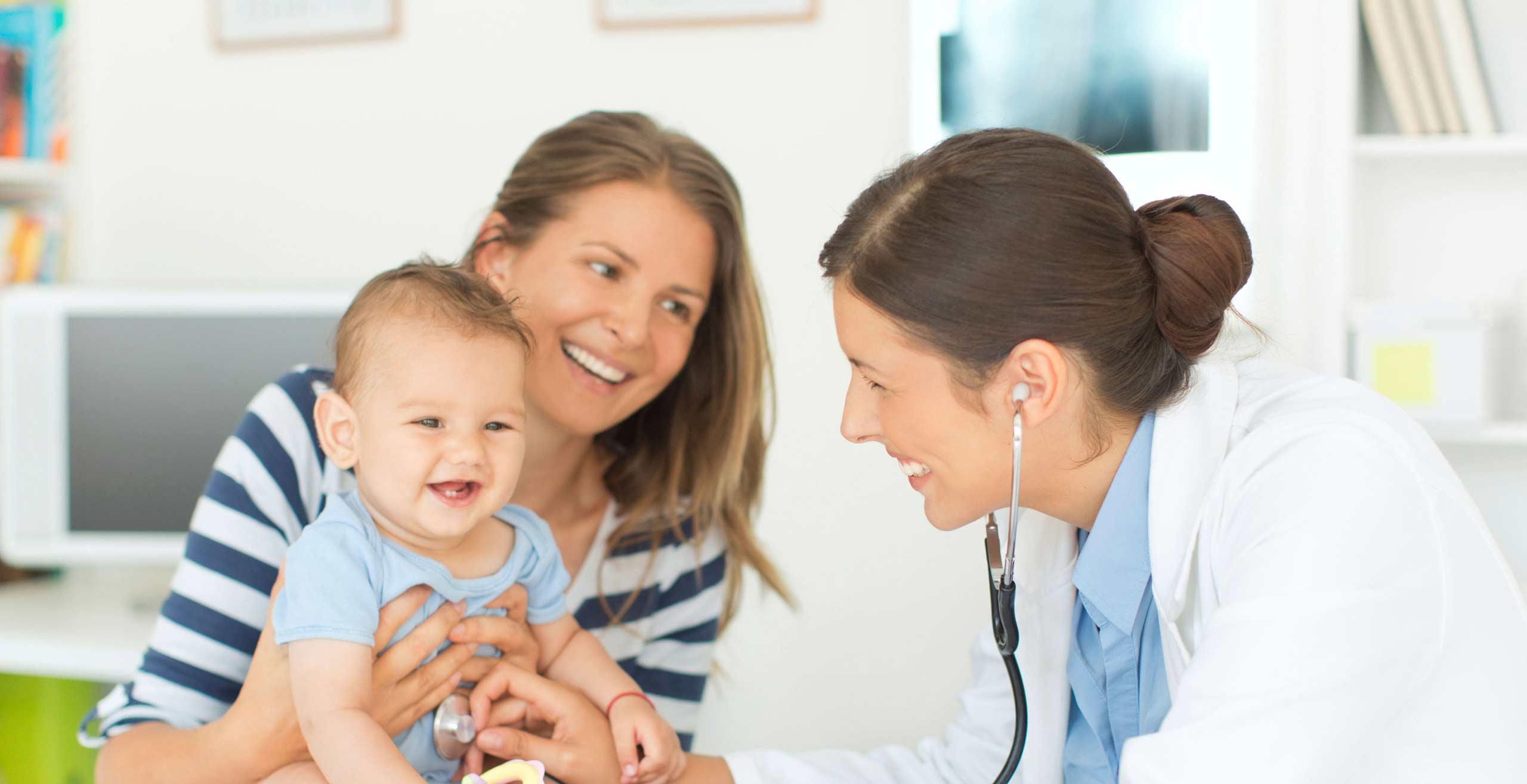 Como, naturalmente, os cuidados para a saúde do bebê? Um dos pontos mais cruciais