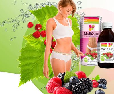 Multislim - ingredientes - funcionas - como tomar