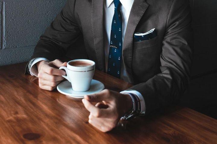 O impacto de café da força