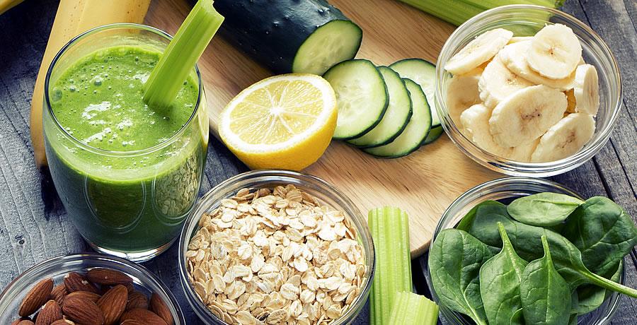 O mais eficaz vegetais para o controle de peso