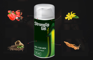 StrongUp Gel - celeiro - farmacia