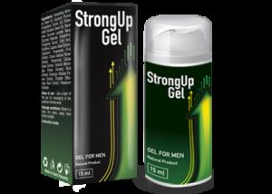 StrongUp Gel - preço