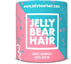 Jelly Bear Hair - forum - opiniões - comentários