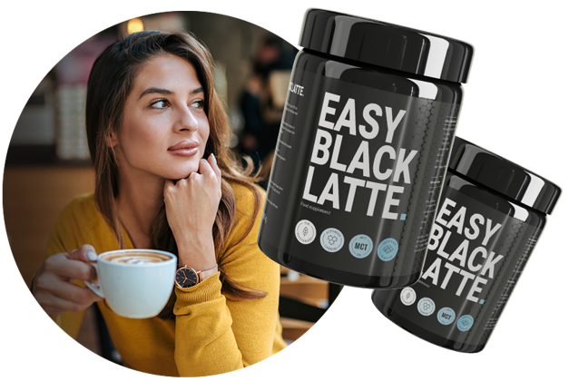 Easy Black Latte - farmacia - celeiro