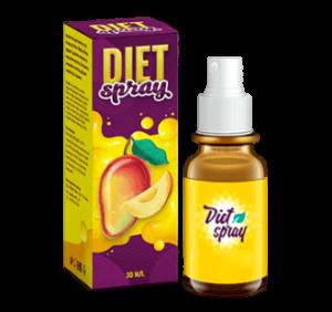 Diet Spray - comentários - opiniões - forum