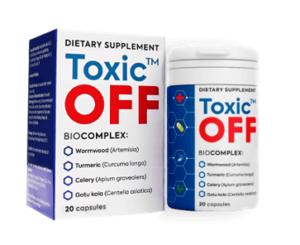 Toxic Off - comentarios - opiniões - funciona - farmacia - onde comprar - Portugal - preço